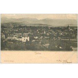 carte postale ancienne 65 TARBES. La Ville 1903