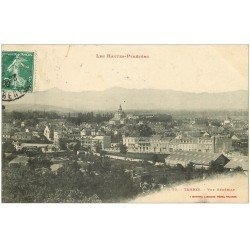 carte postale ancienne 65 TARBES. La Ville 1909