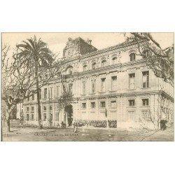 carte postale ancienne 06 CANNES. Hôtel de Ville