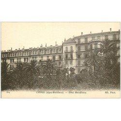 carte postale ancienne 06 CANNES. Hôtel Mont-Fleury 617