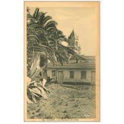carte postale ancienne 06 CANNES. ILES LERINS. Le Monastère