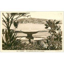 carte postale ancienne 06 CANNES. La Petite Fontaine 259