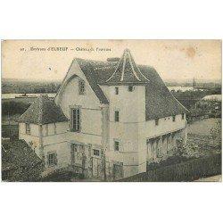 carte postale ancienne 76 CHATEAU DE FRENEUSE. Environs d'Elbeuf