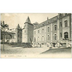 carte postale ancienne 76 ELBEUF. L'Hospice
