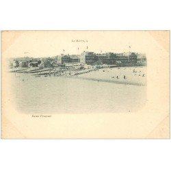 carte postale ancienne 76 LE HAVRE. Bains Frascati