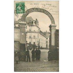 carte postale ancienne 76 ROUEN. Caserne Philippon 1913