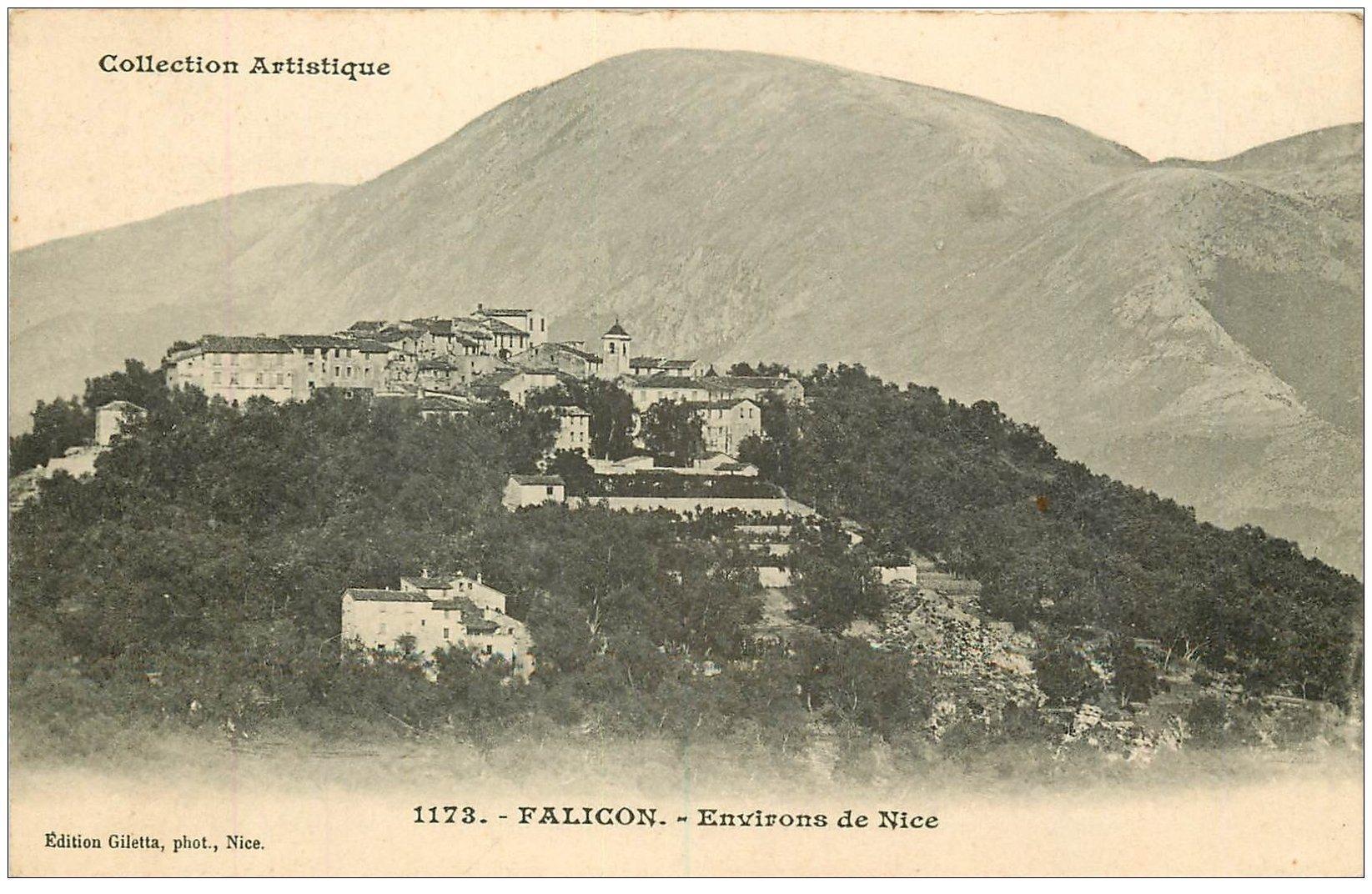 06 FALICON. Le Village
