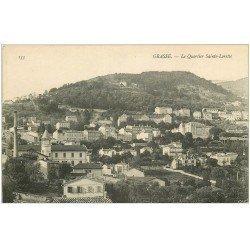 carte postale ancienne 06 GRASSE. Quartier Sainte-Lorette
