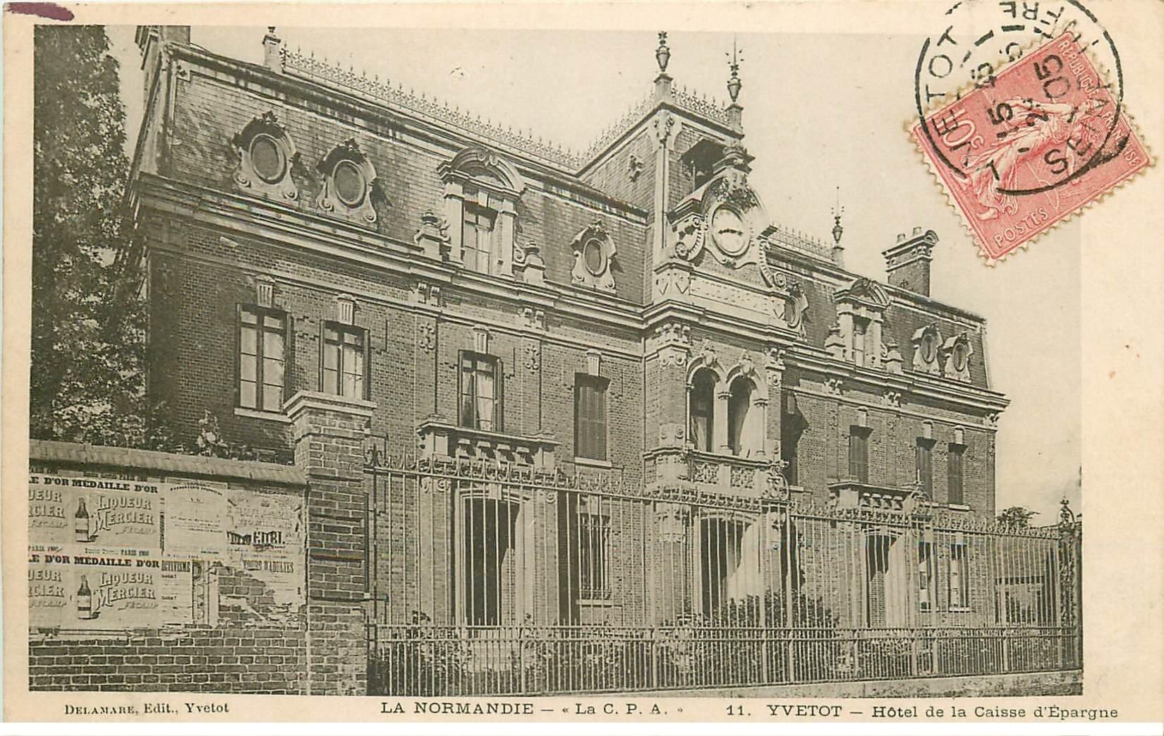 76 yvetot h tel caisse epargne 1905 for Hotels yvetot