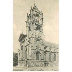 carte postale ancienne 76 ELBEUF. Eglise Saint-Jean 22