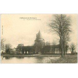 carte postale ancienne 44 BLAIN. Château vers 1900