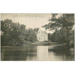 carte postale ancienne 44 Château de la Meilleraie 1907 par Riaillé