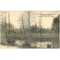 carte postale ancienne 44 CHATEAU-THEBAUD. 1932