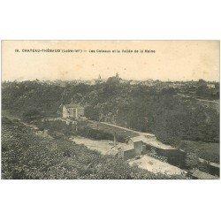carte postale ancienne 44 CHATEAU-THEBAUD. Coteaux et Vallée