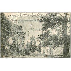 carte postale ancienne 44 CLISSON. Arbre des Vendéens 1907