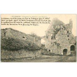 carte postale ancienne 44 CLISSON. Les Prisons