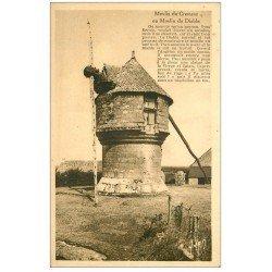 carte postale ancienne 44 GUERANDE. Moulin du Diable ou Cremeur