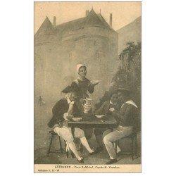 carte postale ancienne 44 GUERANDE. Porte Sain-Michel par Vasselon