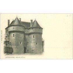 carte postale ancienne 44 GUERANDE. Porte Saint-Michel