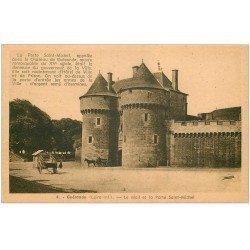 carte postale ancienne 44 GUERANDE. Porte Saint-Michel n°4