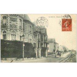 carte postale ancienne 44 LA BAULE. Boulevard des Dunes 1908