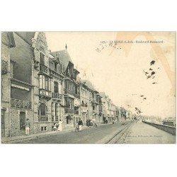 carte postale ancienne 44 LA BAULE. Boulevard Hennecard 1910