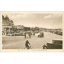 carte postale ancienne 44 LA BAULE. Casino et Boulevards