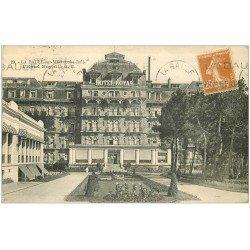 carte postale ancienne 44 LA BAULE. Hôtel Royal 1929