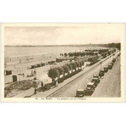 carte postale ancienne 44 LA BAULE. Vue vers Pouliguen