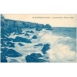 carte postale ancienne 44 LE CROISIC. Grande Côte