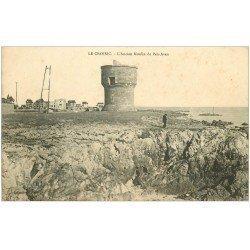 carte postale ancienne 44 LE CROISIC. Moulin de Pont-Aven