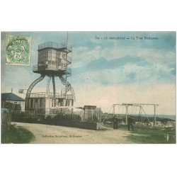 carte postale ancienne 44 LE POULIGUEN. La Tour Rochereau 1907