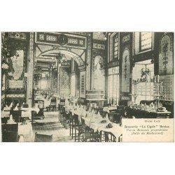 carte postale ancienne 44 NANTES. Brasserie Restaurant La Cigale par Roussel