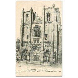 carte postale ancienne 44 NANTES. Cathédrale 109