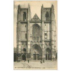 carte postale ancienne 44 NANTES. Cathédrale 24