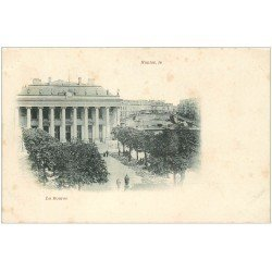 carte postale ancienne 44 NANTES. La Bourse vers 1900