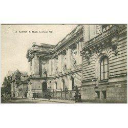 carte postale ancienne 44 NANTES. Le Musée des Beaux-Arts