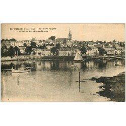 carte postale ancienne 44 PORNIC. L'Anse-aux-Lapins