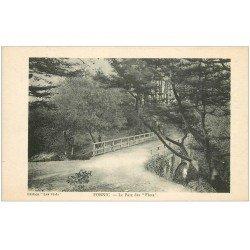 carte postale ancienne 44 PORNIC. Parc des Flots