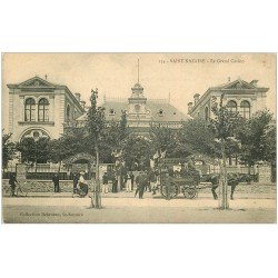 carte postale ancienne 44 SAINT-NAZAIRE. Grand Casino