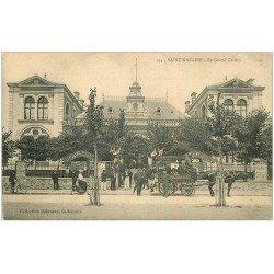 carte postale ancienne 44 SAINT-NAZAIRE. Grand Casino