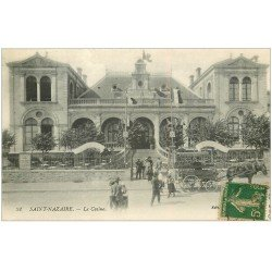 carte postale ancienne 44 SAINT-NAZAIRE. Le Casino 1918