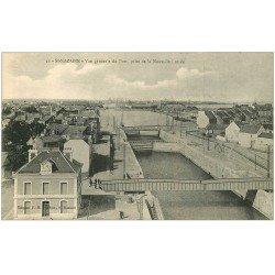 carte postale ancienne 44 SAINT-NAZAIRE. Port la Nouvelle Entrée