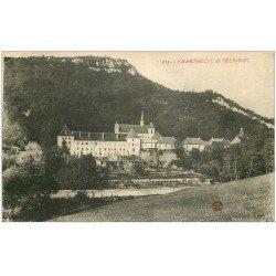 carte postale ancienne 38 CHARTREUSE DE SELIGNAC