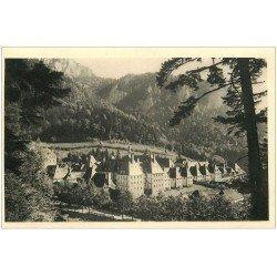 carte postale ancienne 38 CHARTREUSE. Monastère