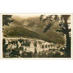 carte postale ancienne 38 CHARTREUSE. Monastère carte photo
