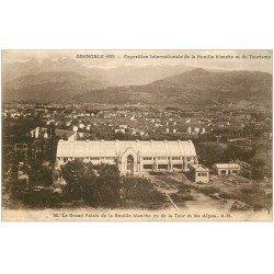 carte postale ancienne 38 GRENOBLE. Grand Palais de la Houille blanche