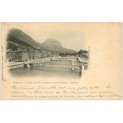 carte postale ancienne 38 GRENOBLE. Le Saint-Eynard 1902