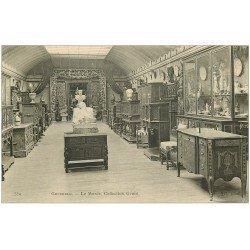 carte postale ancienne 38 GRENOBLE. Musée Collection Génin