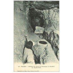 carte postale ancienne 38 SASSENAGE. Cuves Cheminée des Quatre-Vents 388